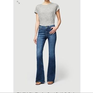 Frame Denim Jeans - Frame denim high rise flare jeans